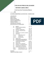 Historia Clinica Prehospitalaria