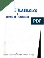 Annales de Tlatelolco