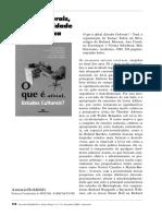 Estudos Culturais Pos Modernidade e Teoria Critica