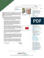 Córdoba también desdobla las elecciones (06-04-2015)