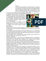 Historia de Psicobiologia