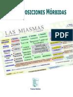 53628164 Bañon Zaragoza. Predisposiciones Morbidas Las MIASMAS Herencia Congenita