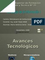Tecnología de La Información I
