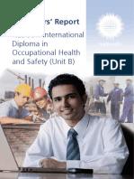 July 2015 IDIP Unit B Examiners Report