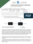 Identificación Operaciones y Procesos