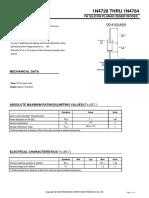 1N4733 PDF, 1N4733 Description, 1N4733 Datasheets, 1N4733 View ___ ALLDATASHEET __