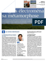 2011 Oct - LSA- Le Gros Electromenager Fait Sa Metamorphose