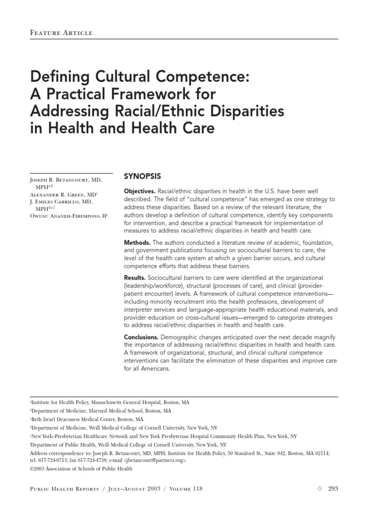 defining cultural competence | competence (human resources