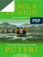 Ursula k. Le Guin - [Cronicile Tinuturilor Din Apus] - 03.Puteri