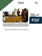 Formación interdisciplinaria y voluntaria en medicina tradicional indígena