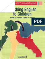 Scott and Ytreberg - Teaching English to Children