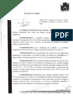 Decreto Legislativo nº 003-2015 - Dispõe sobre a Cassação Olizete.pdf