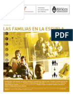 PEDAG06 Las Familias en La Escuela