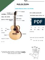 FP1 - Informações Básicas