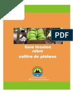 Manual Cultivo Platano