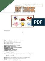 proiect insectele gradinita
