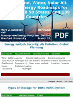 100% Wind, Water, Solar All-Sector Energy Roadmaps for Denton