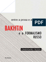 Entre a Prosa e a Poesia_ Bakht - Cristovao Tezza