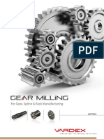 VARGUS - Gear Milling Catalog - Metric
