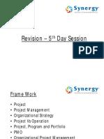Revision PMP