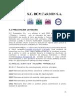 Studiu de Caz Romcarbon Sa