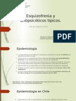 Esquizofrenia y Antipsicóticos Típicos