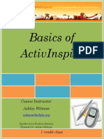 Flipchart Basics Part 1