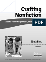 Crafting Nf Sample Lessons