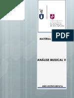 Analise Musical v 1