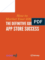 Kinvey How to Market your iOS App
