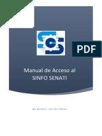 Manual Manual Sinfo Senati