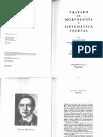 Tratado de Morfología ... Dimitri