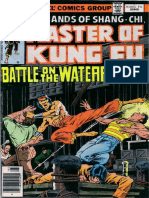 Shang-Chi Master of Kung Fu 76 Vol 1