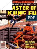 Shang-Chi Master of Kung Fu 77 Vol 1