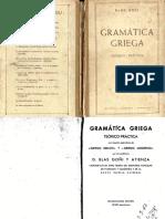 Gramática Griega - Blas Goñi