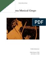 Sistema Musical Grego