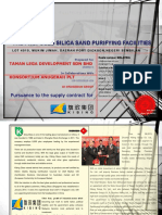 Silica Sand Purifiyng Facility
