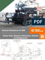 Sistema Hidraulico LF-90D