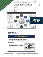 Practica6 PowerPoint
