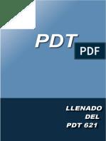 Llenado Del Pdt 621