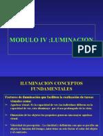 Modulo IV Iluminacion Parte 1
