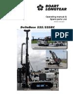perforadora diamantina DB525_OM_20081002D