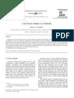 Crosdale Coal Facies Aus