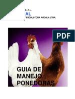 Guia de Manejo Ponedoras