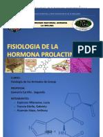Mesa 2 Grupo b Fisiologia de La Hormona Prolactina Lab Fisiologia Animal