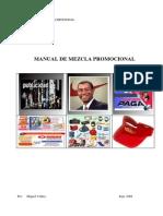 Manual de Mezcla Promocional (Valdez 2004)
