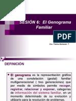 Clase 6 El Genograma Familiar