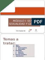 1.1 Porqué Hablar de Sexo y Sexualidad Frente a La Trata de Personas