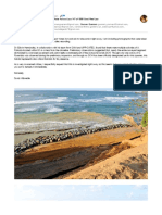 Notice of Violation of the Clean Water Act and Law 147 of 1999 Coral Reef Law DRNA