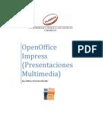 OpenOffice Impress (Presentaciones Multimedia) - Copia